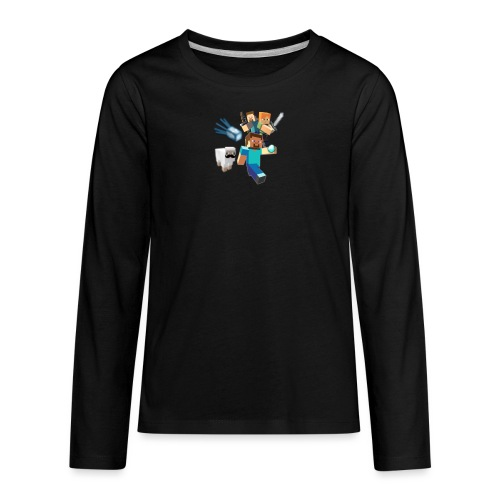 Cool - Kids' Premium Long Sleeve T-Shirt