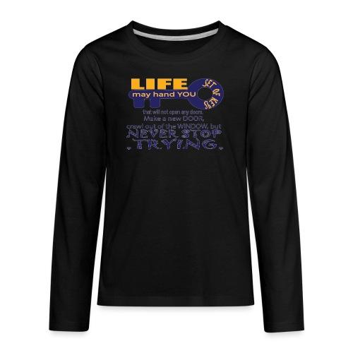 PJeans4 - Kids' Premium Long Sleeve T-Shirt