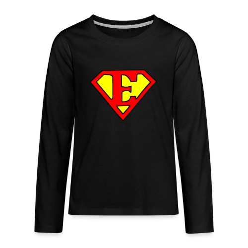 super E - Kids' Premium Long Sleeve T-Shirt
