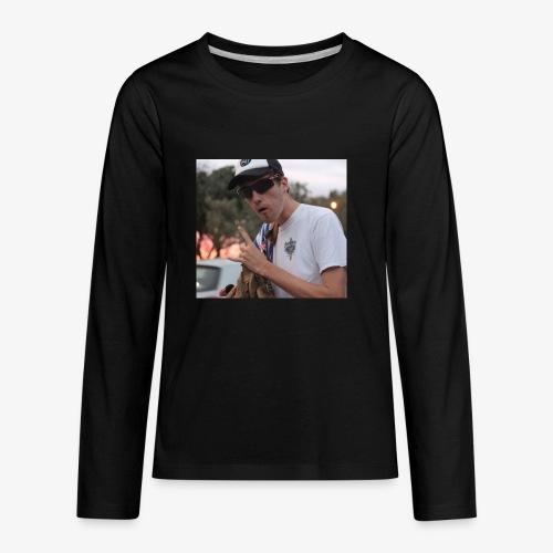 big man - Kids' Premium Long Sleeve T-Shirt