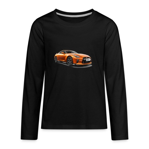 nissan n - Kids' Premium Long Sleeve T-Shirt