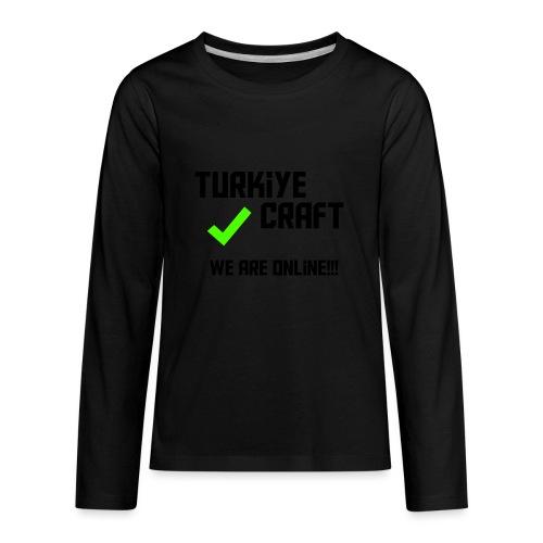 we are online boissss - Kids' Premium Long Sleeve T-Shirt