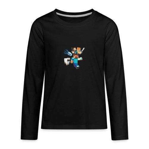 Cool - Kids' Premium Long Sleeve T-Shirt