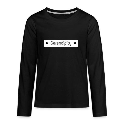 Serendipity - Kids' Premium Long Sleeve T-Shirt
