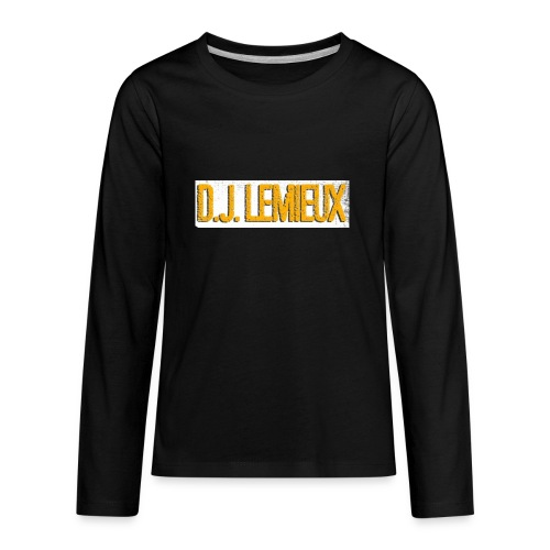 dilemieux - Kids' Premium Long Sleeve T-Shirt