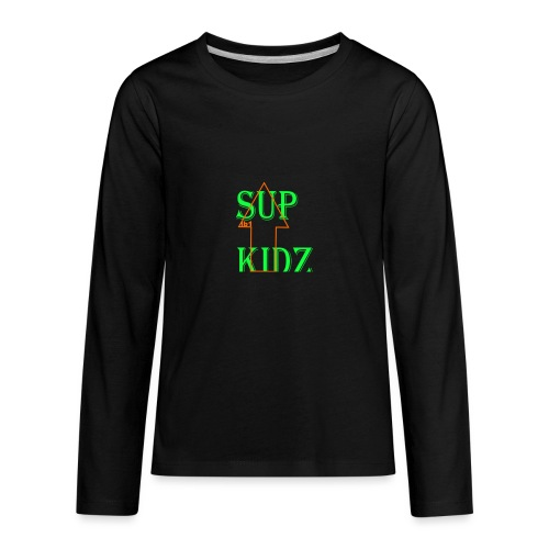 sup kidz - Kids' Premium Long Sleeve T-Shirt