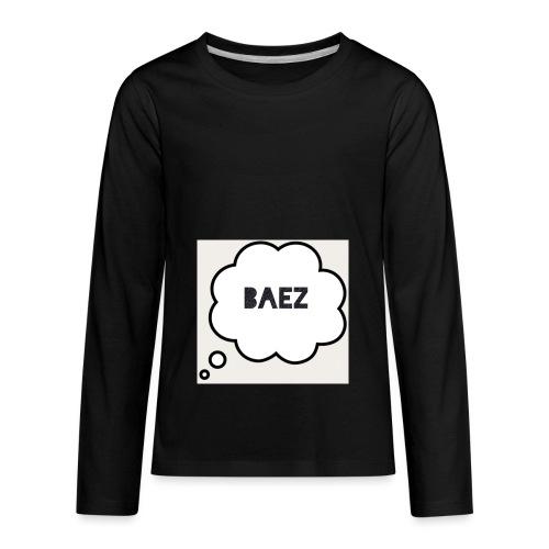 2BDF3BDD 2334 4D1E 9FE0 091045571DBF - Kids' Premium Long Sleeve T-Shirt