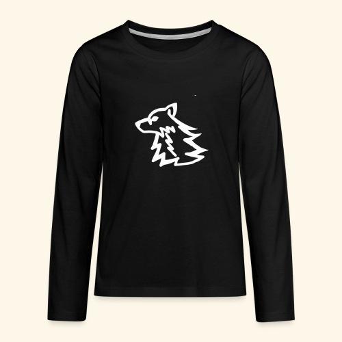 iFire Hoodie - Kids' Premium Long Sleeve T-Shirt