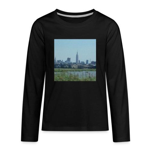 New York - Kids' Premium Long Sleeve T-Shirt