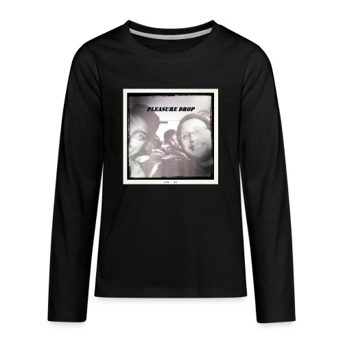 Pleasure Drop - Kids' Premium Long Sleeve T-Shirt