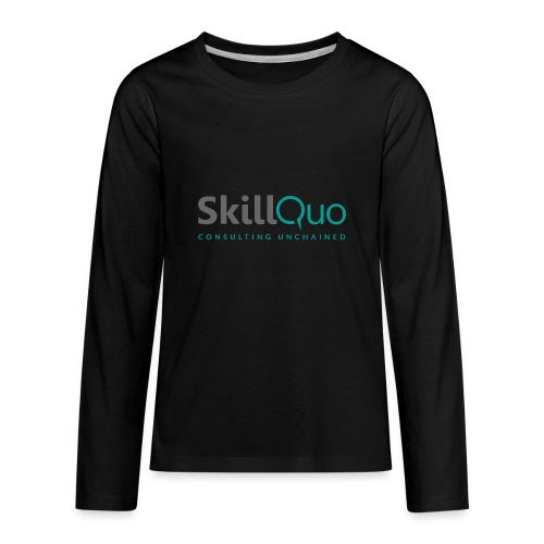 Consulting Unchained - Kids' Premium Long Sleeve T-Shirt