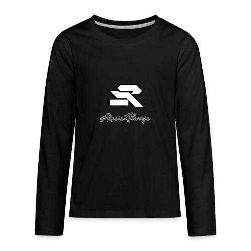 #ResistAlways Shirt - Kids' Premium Long Sleeve T-Shirt
