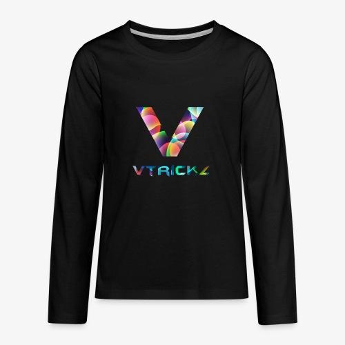 New logo - Kids' Premium Long Sleeve T-Shirt