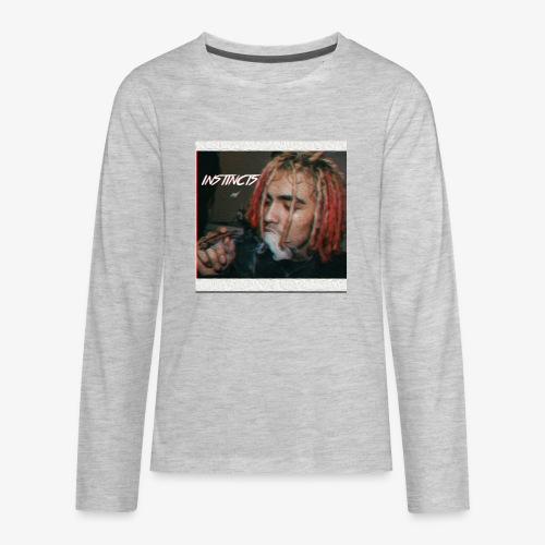 Instincts signature Shirt. Limited Edition - Kids' Premium Long Sleeve T-Shirt