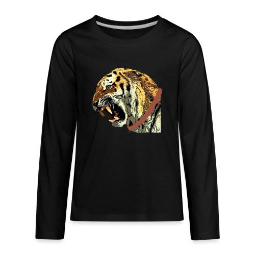 photo - Kids' Premium Long Sleeve T-Shirt