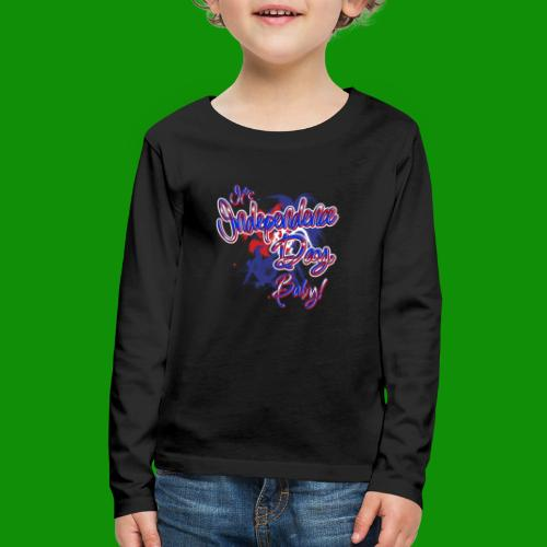 Independence Day Baby - Kids' Premium Long Sleeve T-Shirt