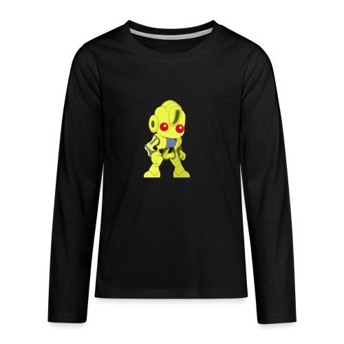 Ex17 Mug - Kids' Premium Long Sleeve T-Shirt