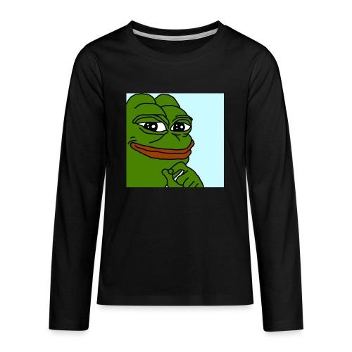MasterWizardMerch - Kids' Premium Long Sleeve T-Shirt