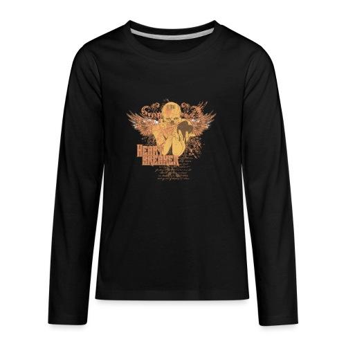 teetemplate54 - Kids' Premium Long Sleeve T-Shirt