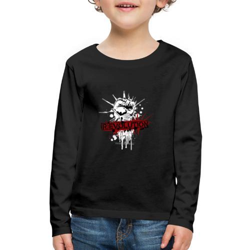 (R)EVOLUTION - Kids' Premium Long Sleeve T-Shirt