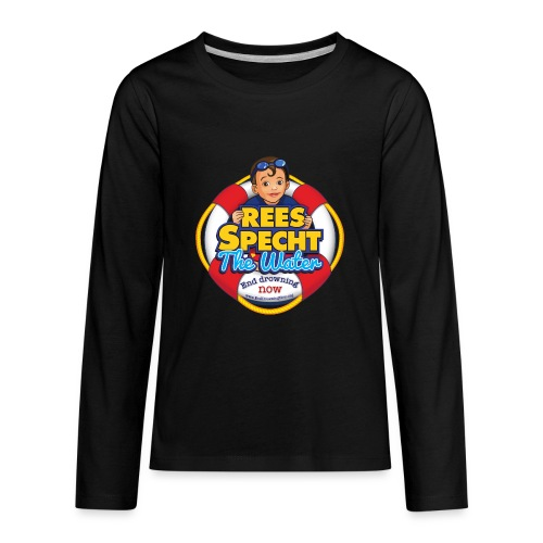 RSTWHIGH - Kids' Premium Long Sleeve T-Shirt
