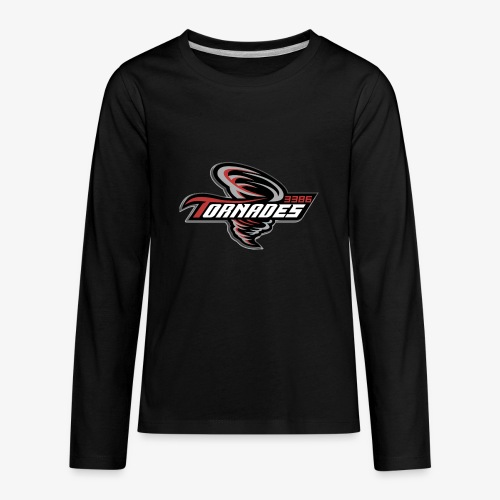 FRC Tornades 3386 - Kids' Premium Long Sleeve T-Shirt
