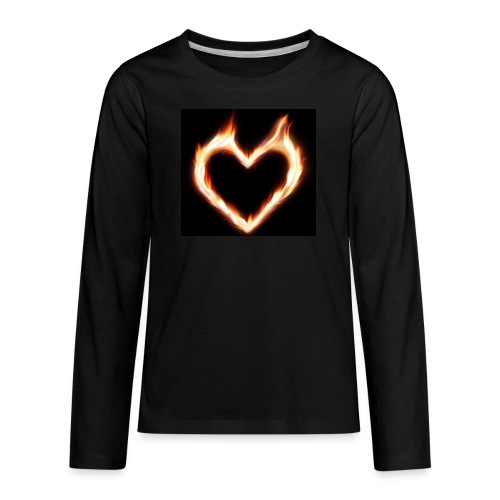 LoveSymbols - Kids' Premium Long Sleeve T-Shirt