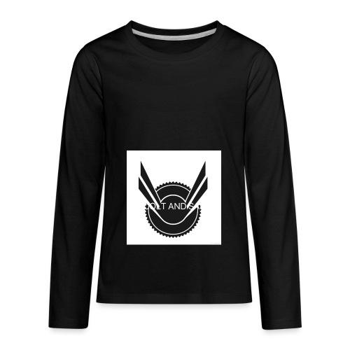 Merchandise - Kids' Premium Long Sleeve T-Shirt