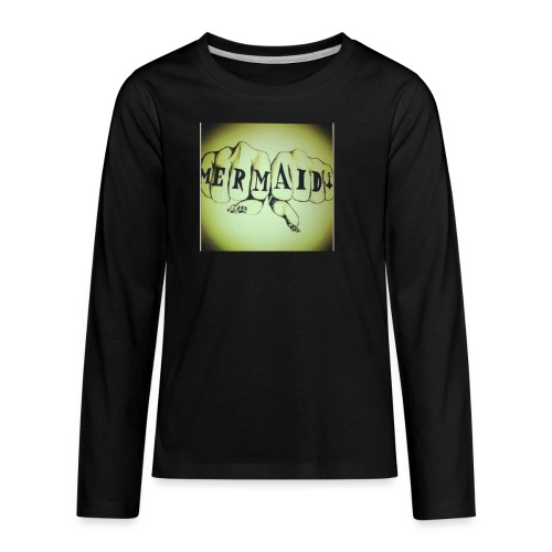 Dark Dreams - Kids' Premium Long Sleeve T-Shirt