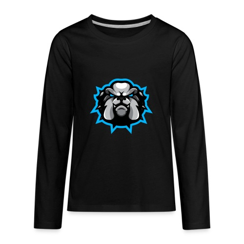 Exodus Stamp - Kids' Premium Long Sleeve T-Shirt