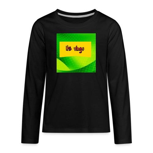 kids t shirt - Kids' Premium Long Sleeve T-Shirt