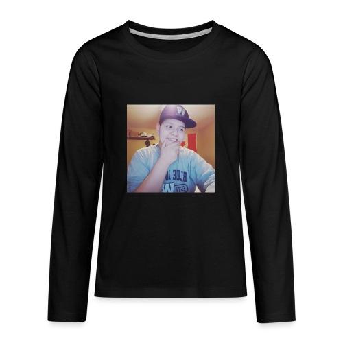 17882340 698823423635589 1995015826570215424 n - Kids' Premium Long Sleeve T-Shirt