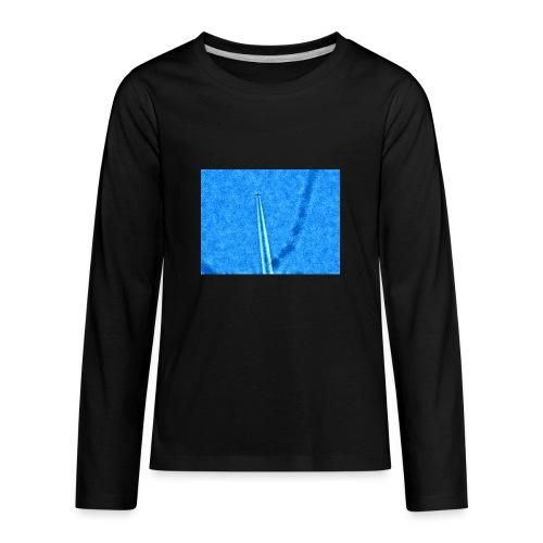 reach for the sky - Kids' Premium Long Sleeve T-Shirt