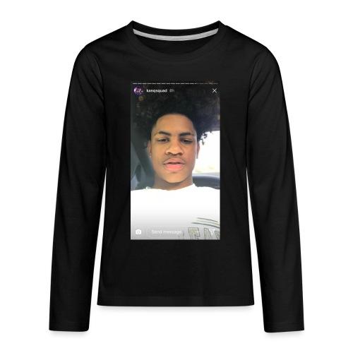 F4590FC6 2BCE 49C0 B208 388675CD285D - Kids' Premium Long Sleeve T-Shirt