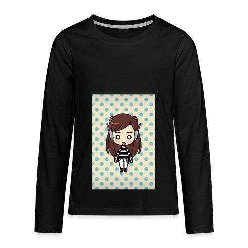 gg - Kids' Premium Long Sleeve T-Shirt