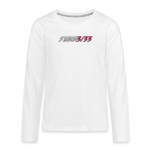 Steven3133 - Kids' Premium Long Sleeve T-Shirt