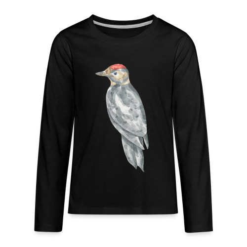 Bird - Kids' Premium Long Sleeve T-Shirt