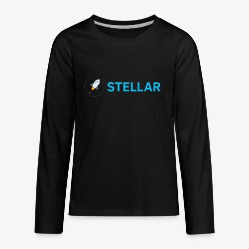Stellar - Kids' Premium Long Sleeve T-Shirt