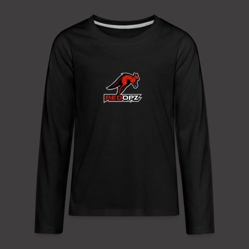 RedOpz Basic - Kids' Premium Long Sleeve T-Shirt