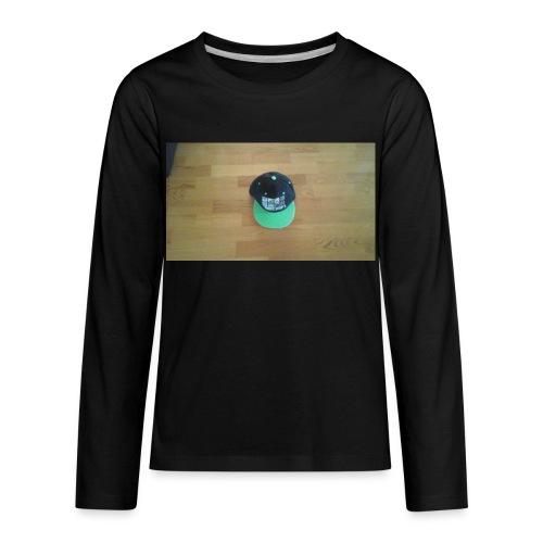 Hat boy - Kids' Premium Long Sleeve T-Shirt