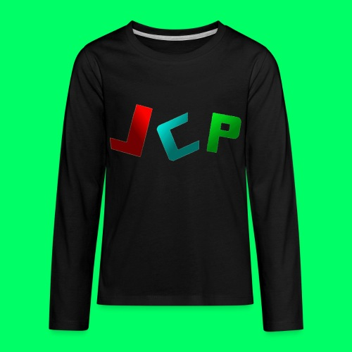 JCP 2018 Merchandise - Kids' Premium Long Sleeve T-Shirt