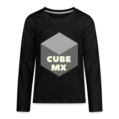 CubeMX - Kids' Premium Long Sleeve T-Shirt