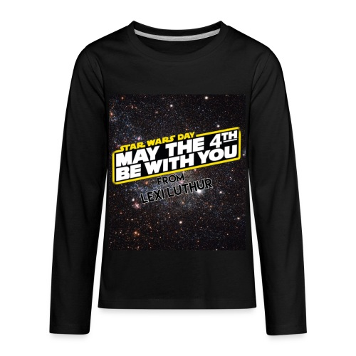 STAR WARS DAY CLOTHES - Kids' Premium Long Sleeve T-Shirt