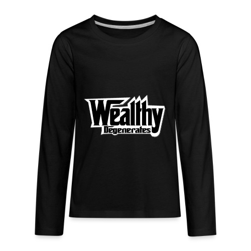 DENALI VANDAL TEE - Kids' Premium Long Sleeve T-Shirt