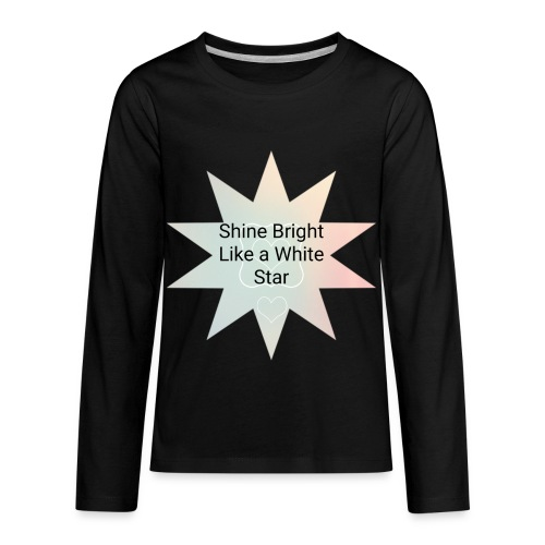 Photo 1514476838633 - Kids' Premium Long Sleeve T-Shirt