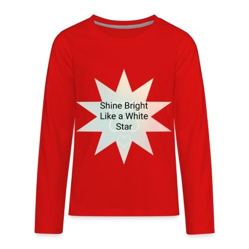 Photo 1514476838633 - Kids' Premium Long Sleeve T-Shirt