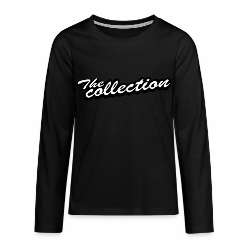 the collection - Kids' Premium Long Sleeve T-Shirt