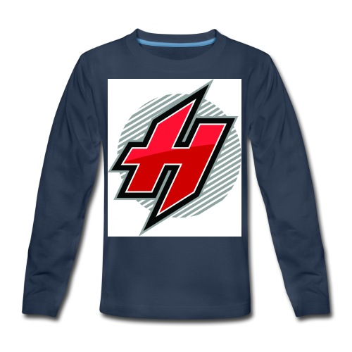 Home Town Squad - Kids' Premium Long Sleeve T-Shirt