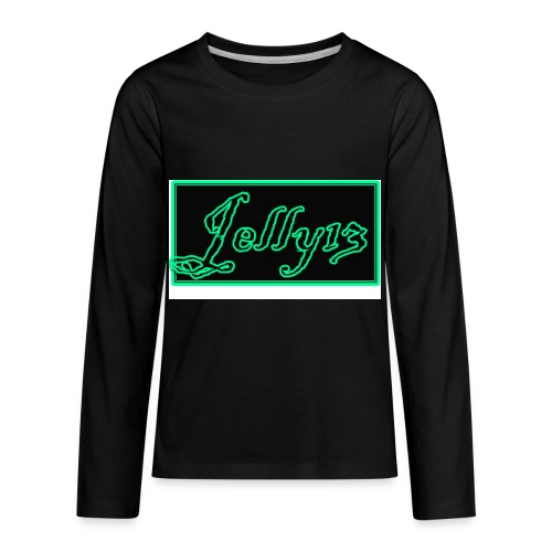 Jelly13 Name - Kids' Premium Long Sleeve T-Shirt