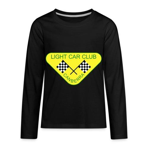 LCCC - Kids' Premium Long Sleeve T-Shirt